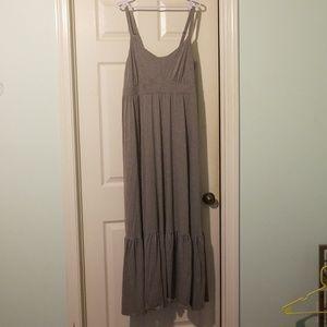 Torrid Grey Maxi Dress